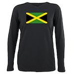 Jamaica.jpg Plus Size Long Sleeve Tee