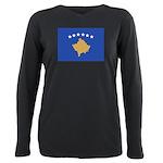 Kosovo.jpg Plus Size Long Sleeve Tee