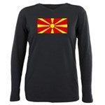 Macedonia.jpg Plus Size Long Sleeve Tee