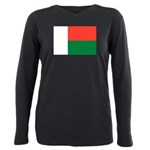 Madagascar.jpg Plus Size Long Sleeve Tee