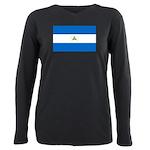Nicaragua.jpg Plus Size Long Sleeve Tee