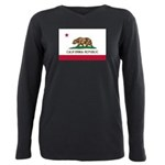 California.jpg Plus Size Long Sleeve Tee