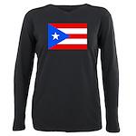 Puerto Rico.jpg Plus Size Long Sleeve Tee
