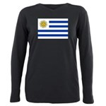 Uruguay.jpg Plus Size Long Sleeve Tee