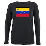 Venezuela.jpg Plus Size Long Sleeve Tee