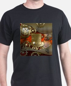 Steampunk witch hat T-Shirt