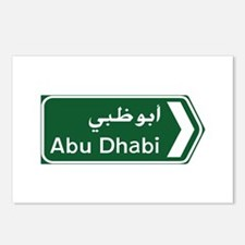 Abu Dhabi, United Arab Em Postcards (Package of 8)