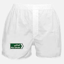Abu Dhabi, United Arab Emirates Boxer Shorts
