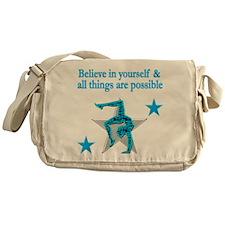 GYMNAST HOPE Messenger Bag