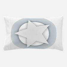 White Star Pillow Case