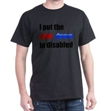 Funny Disabilities T-Shirt