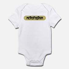 Metro Paris, France Infant Bodysuit