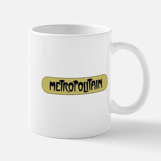 Metro Paris, France Mug