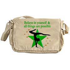 GYMNASTICS DREAMS Messenger Bag