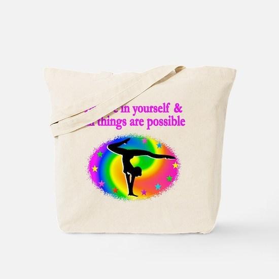 GYMNAST FAITH Tote Bag