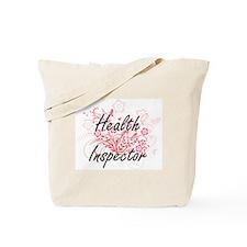 Cute Health inspector Tote Bag