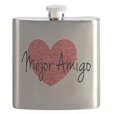 best friend- Spanish Flask