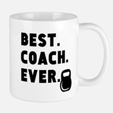 Best Coach Ever Strength Mugs