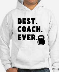 Best Coach Ever Strength Hoodie