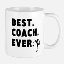 Best Coach Ever Figure Skating Mugs