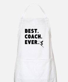 Best Coach Ever Skiing Apron