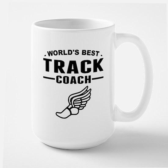 Worlds Best Track Coach Mugs