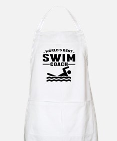 Worlds Best Swim Coach Apron