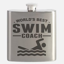 Worlds Best Swim Coach Flask