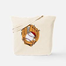 Funny Sports christmas Tote Bag