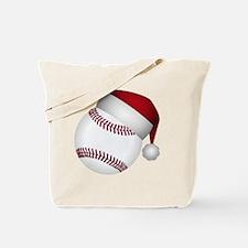 Sports christmas Tote Bag