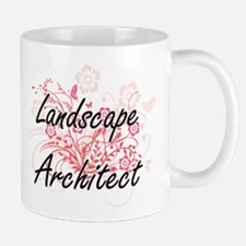 Landscape Architect Artistic Job Design with Mugs