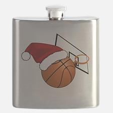 Funny Basket ball Flask