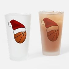 Funny Basket ball Drinking Glass
