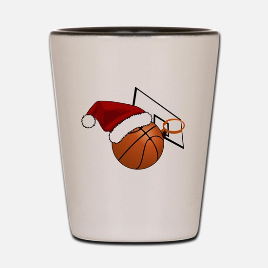 Unique Basket ball Shot Glass