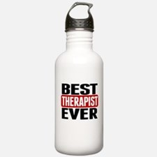 Best Therapist Ever Water Bottle