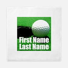 Golfball Queen Duvet
