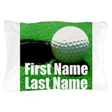 Golfball Pillow Case