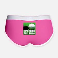 Golfball Women's Boy Brief
