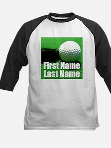 Golfball Baseball Jersey