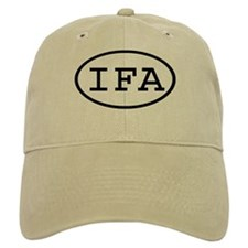 IFA Oval Baseball Cap