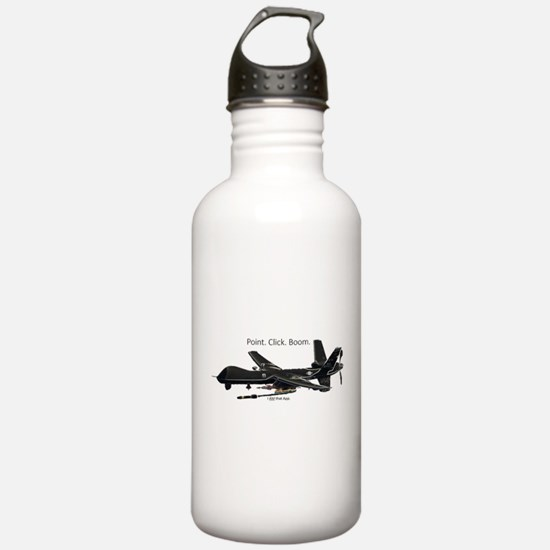 Cute Terrorism Water Bottle