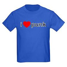 I Heart Punk T