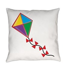 Colorful Kite Everyday Pillow