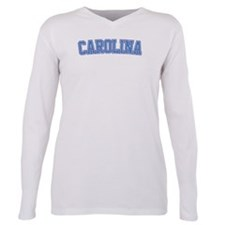Cute Nc state Plus Size Long Sleeve Tee