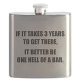 Law school Flask Bottles