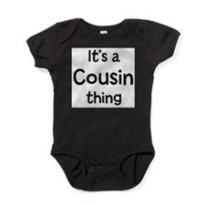 Unique Offspring Baby Bodysuit
