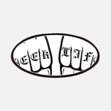 Geek life fists Patch