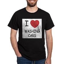 Unique Car wash T-Shirt
