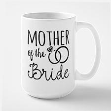 Mother of the Bride Large Mug