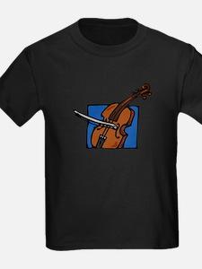 Unique Bass fiddle T